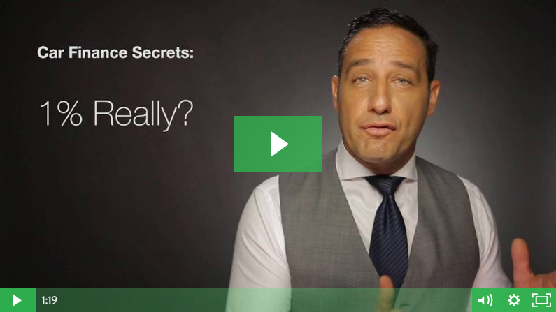 VIDEO – Car Finance Secrets