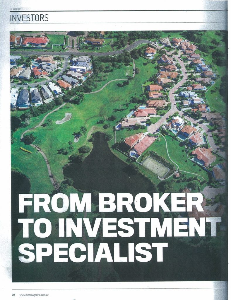 Broker Investments