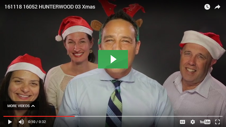 VIDEO- Happy Holidays!